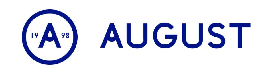 Официальный сайт компании AUGUST в России