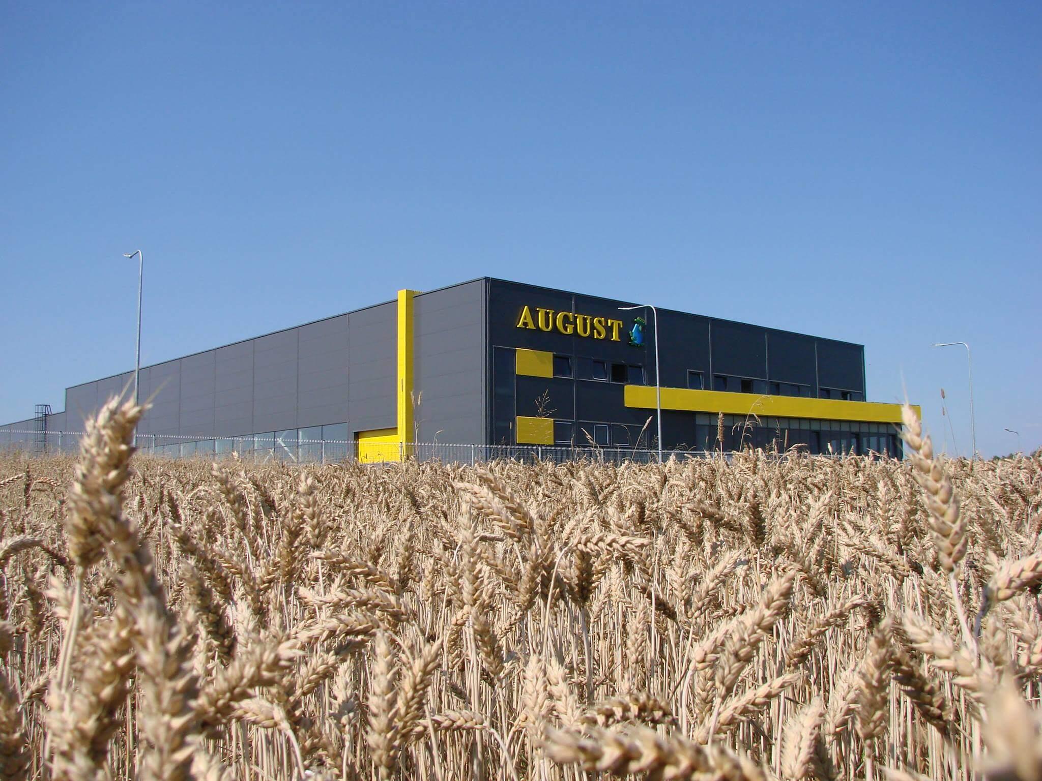 Завод Аугуст